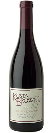 2017 Russian River Valley Pinot Noir Keefer Ranch