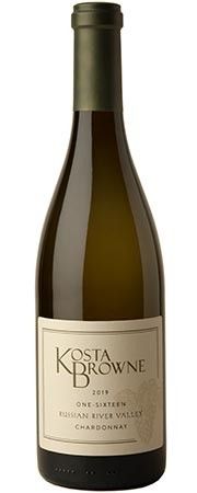 2019 ONE SIXTEEN RUSSIAN RIVER VALLEY CHARDONNAY