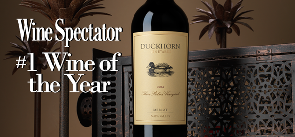 We Are Honored To Be Chosen As Wine Spectators Most Exciting Of 2017 Out The Thousands Wines Reviewed